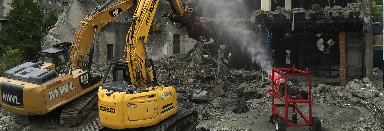 MWL Demolition Services